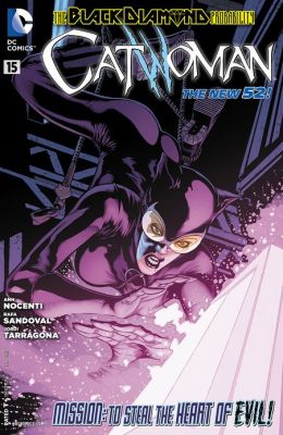 Catwoman #15 (2011- ) (NOOK Comics with Zoom View)