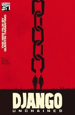 Django Unchained #1 (NOOK Comics with Zoom View)