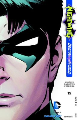 Nightwing #15 (2011- ) (NOOK Comics with Zoom View)