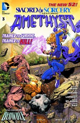 Sword of Sorcery #3 (2012- ) (NOOK Comics with Zoom View)