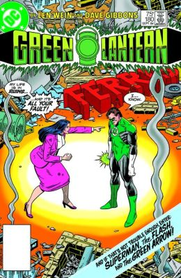 Green Lantern #180 (1976-1986) (NOOK Comics with Zoom View)