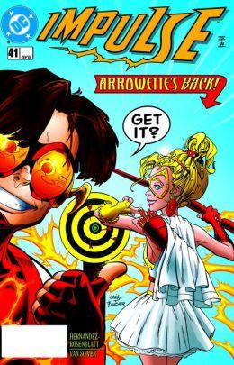 Impulse #41 (NOOK Comics with Zoom View)