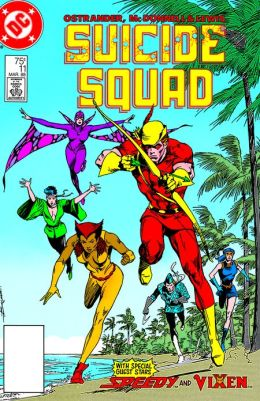 Suicide Squad #11 (1987-1992, 2010) (NOOK Comics with Zoom View)