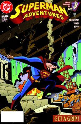 Superman Adventures #32 (1996-2002) (NOOK Comics with Zoom View)