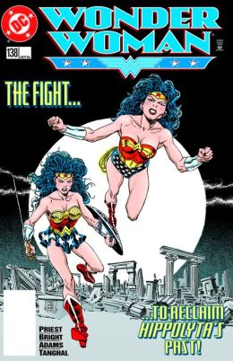 Wonder Woman #138 (1987-2006) (NOOK Comics with Zoom View)