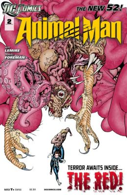 Animal Man #2 (2011- ) (NOOK Comics with Zoom View)