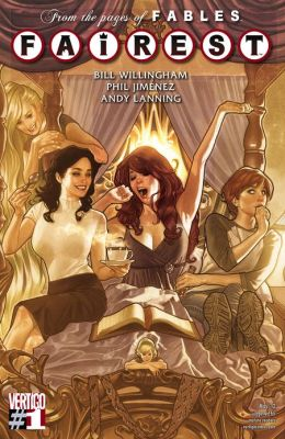 Fairest #1 (NOOK Comics with Zoom View)
