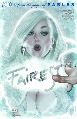 Fairest #3 (NOOK Comics with Zoom View)