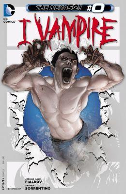 I, Vampire #0 (2011- ) (NOOK Comics with Zoom View)