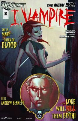 I, Vampire #2 (2011- ) (NOOK Comics with Zoom View)