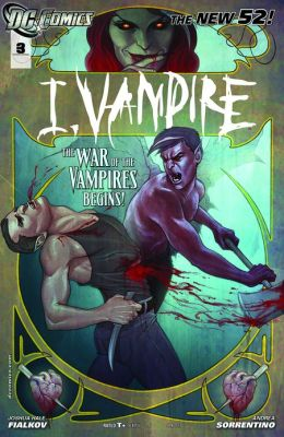 I, Vampire #3 (2011- ) (NOOK Comics with Zoom View)