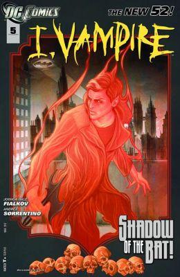I, Vampire #5 (2011- ) (NOOK Comics with Zoom View)