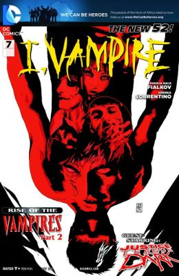 I, Vampire #7 (2011- ) (NOOK Comics with Zoom View)