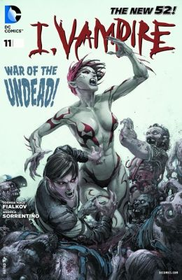I, Vampire #11 (2011- ) (NOOK Comics with Zoom View)