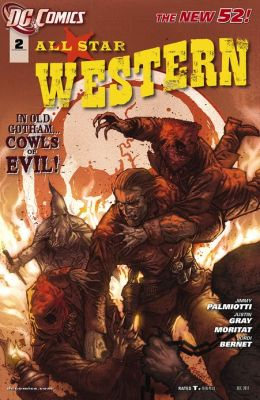 All Star Western #2 (2011- ) (NOOK Comics with Zoom View)
