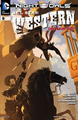 All Star Western #9 (2011- ) (NOOK Comics with Zoom View)