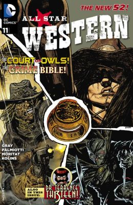 All Star Western #11 (2011- ) (NOOK Comics with Zoom View)