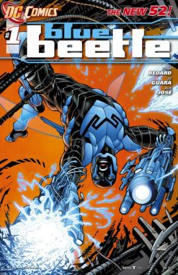 Blue Beetle #1 (2011- ) (NOOK Comics with Zoom View)