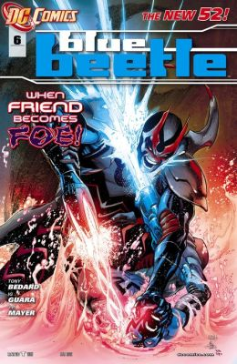Blue Beetle #6 (2011- ) (NOOK Comics with Zoom View)
