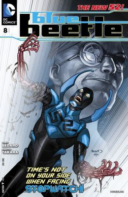 Blue Beetle #8 (2011- ) (NOOK Comics with Zoom View)