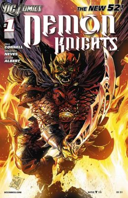 Demon Knights #1 (2011- ) (NOOK Comics with Zoom View)