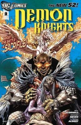 Demon Knights #3 (2011- ) (NOOK Comics with Zoom View)