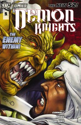Demon Knights #5 (2011- ) (NOOK Comics with Zoom View)