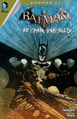 Batman: Arkham Unhinged #57 (NOOK Comics with Zoom View)