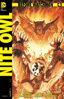 Before Watchmen: Nite Owl #4 (NOOK Comics with Zoom View)