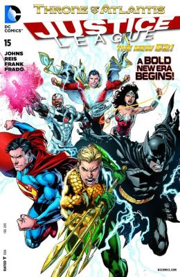 Justice League #15 (2011- ) (NOOK Comics with Zoom View)