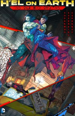 Superman H'el On Earth Preview Book (NOOK Comics with Zoom View)
