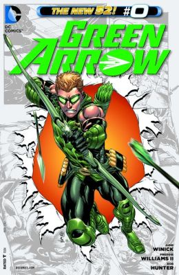 Green Arrow (2012-) #0 (NOOK Comic with Zoom View)
