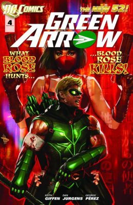 Green Arrow #4 (2011- ) (NOOK Comics with Zoom View)