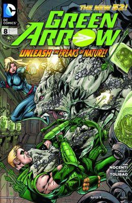 Green Arrow #8 (2011- ) (NOOK Comics with Zoom View)