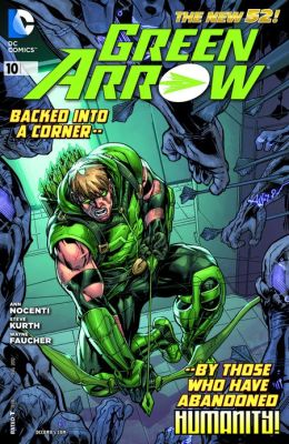 Green Arrow #10 (2011- ) (NOOK Comics with Zoom View)