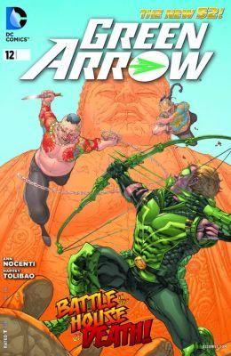 Green Arrow #12 (2011- ) (NOOK Comics with Zoom View)