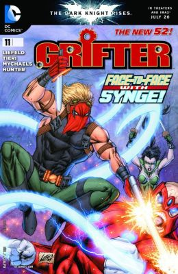 Grifter #11 (2011- ) (NOOK Comics with Zoom View)