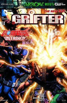 Grifter #13 (2011- ) (NOOK Comics with Zoom View)