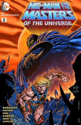 He-Man and the Masters of the Universe #2 (NOOK Comics with Zoom View)