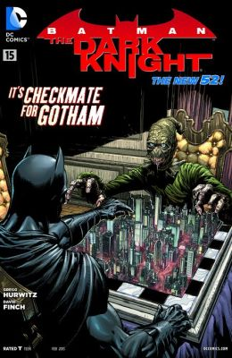 Batman: The Dark Knight #15 (2011- ) (NOOK Comics with Zoom View)