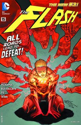The Flash #15 (2011- ) (NOOK Comics with Zoom View)