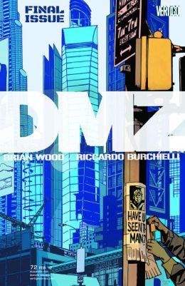 DMZ #72 (NOOK Comics with Zoom View)