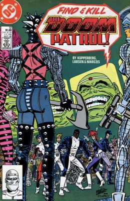 Doom Patrol #12 (1987-1995) (NOOK Comics with Zoom View)