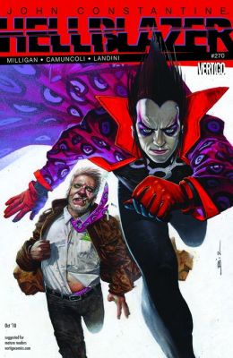 Hellblazer #270 (NOOK Comics with Zoom View)