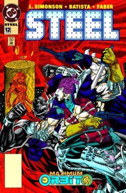 Steel #12 (1994-1998) (NOOK Comics with Zoom View)