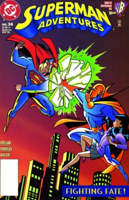 Superman Adventures #34 (1996-2002) (NOOK Comics with Zoom View)