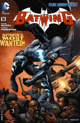 Batwing #16 (2011- ) (NOOK Comics with Zoom View)