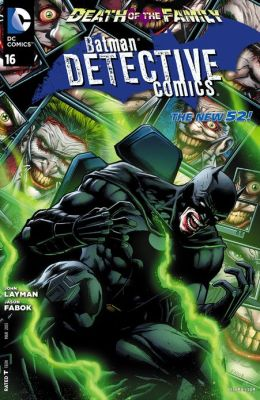 Detective Comics #16 (2011- ) (NOOK Comics with Zoom View)