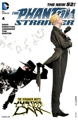 Phantom Stranger #4 (2012- ) (NOOK Comics with Zoom View)