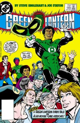 Green Lantern (1976-1986) #188 (NOOK Comic with Zoom View)
